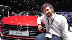 Volkswagen Arteon: in video dal Salone di Ginevra 2017 - Immagine: 1
