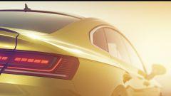 Volkswagen Arteon: dettaglio del posteriore