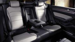Volkswagen Arteon: dietro si viaggia come in business class