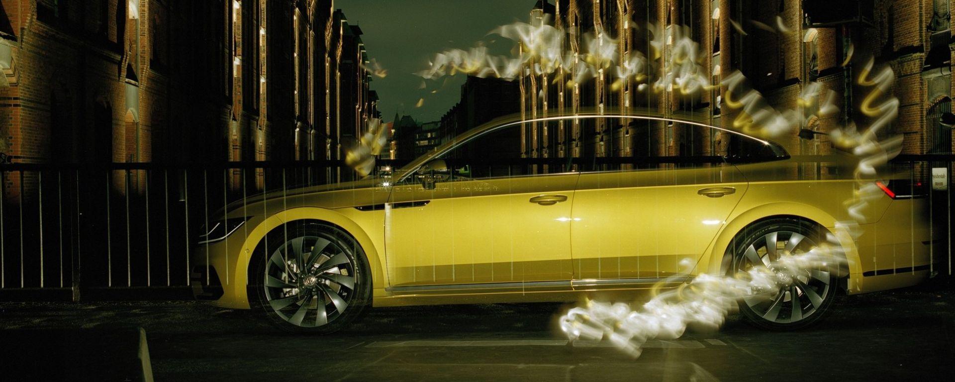 Volkswagen Arteon fotografata da Peter Eckert