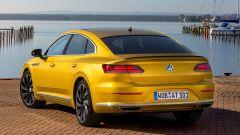 Volkswagen Arteon: il posteriore