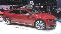 Volkswagen Arteon: in video dal Salone di Ginevra 2017 - Immagine: 3