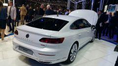 Volkswagen Arteon, Salone di Ginevra 2017, vista posteriore