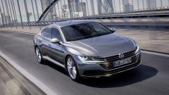 Volkswagen Arteon: svelata al Salone di Ginevra 2017 la nuova Gran turismo di Wolfsburg