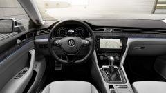 Volkswagen Arteon: un abitacolo hi-tech