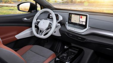 Volkswagen AutoAbo, l'abbonamento a ID.4 (gli interni)