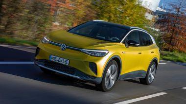 Volkswagen AutoAbo, l'abbonamento a ID.4