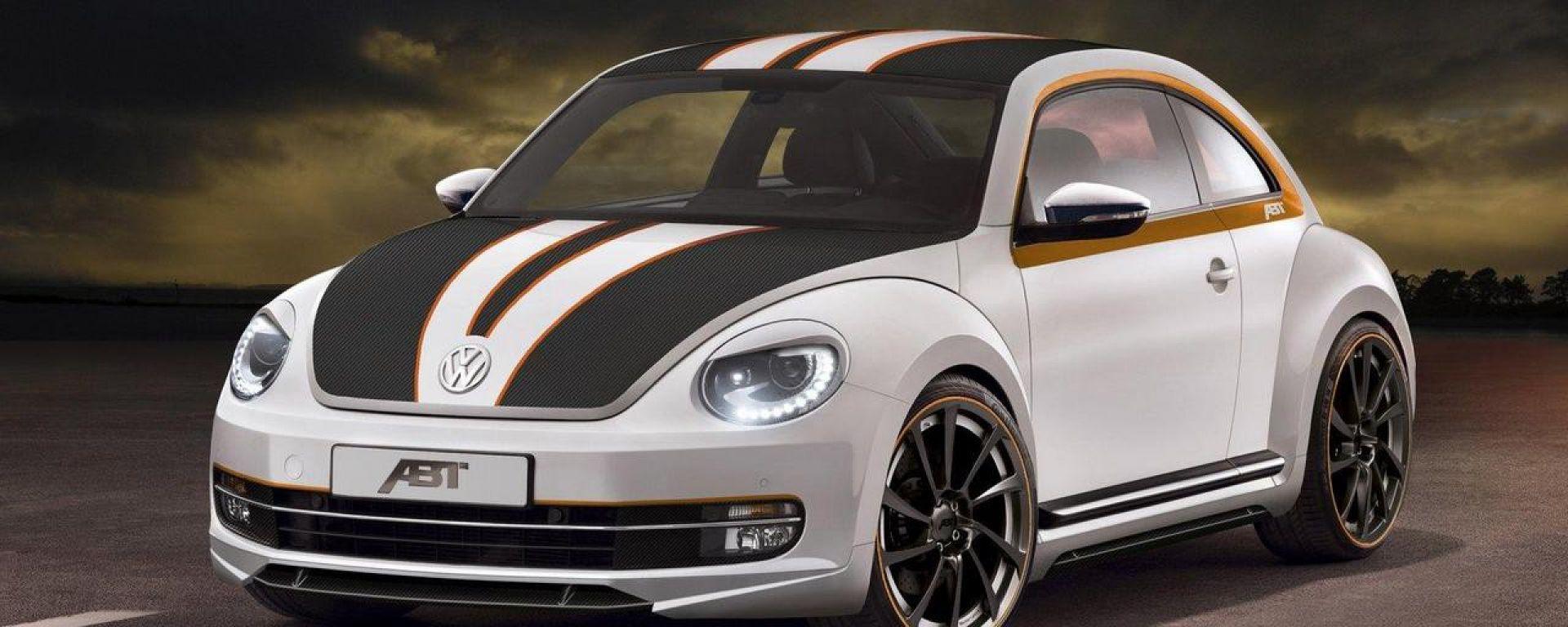 Volkswagen Beetle 2012 by ABT