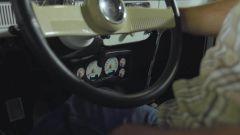 Volkswagen Beetle Huge Bug: il pannello a scomparsa dei controlli Dodge