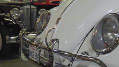 Volkswagen Beetle Huge Bug: particolare del muso