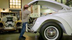 Volkswagen Beetle Huge Bug: Tupper al lavoro sul suo