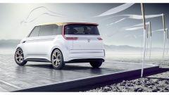 Volkswagen BUDD-e - Immagine: 8