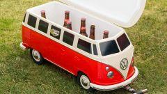 Volkswagen Bulli: 30 litri di capacità