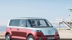 Volkswagen Bulli Concept  - Immagine: 12