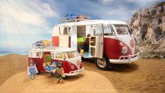 Volkswagen T1 del 1962: il mitico Bulli torna come modellino Playmobil