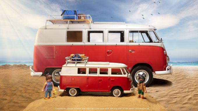 Volkswagen Bulli: il modello Playmobil