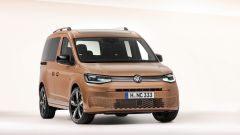 Volkswagen Caddy 2020: il frontale