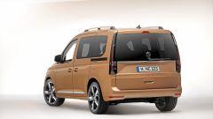 Volkswagen Caddy 2020: il posteriore