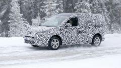 Volkswagen Caddy: 3/4 anteriore