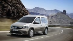 Volkswagen Caddy Alltrack - Immagine: 3