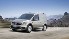 Volkswagen Caddy Alltrack - Immagine: 5