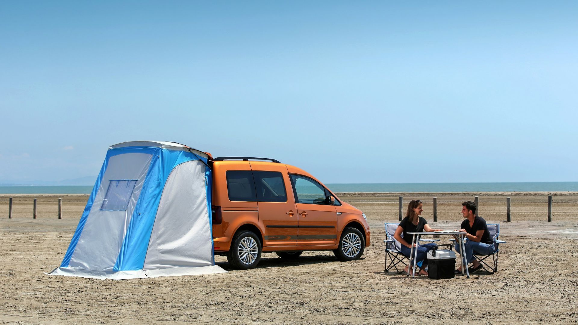 novit auto volkswagen caddy beach motorbox. Black Bedroom Furniture Sets. Home Design Ideas