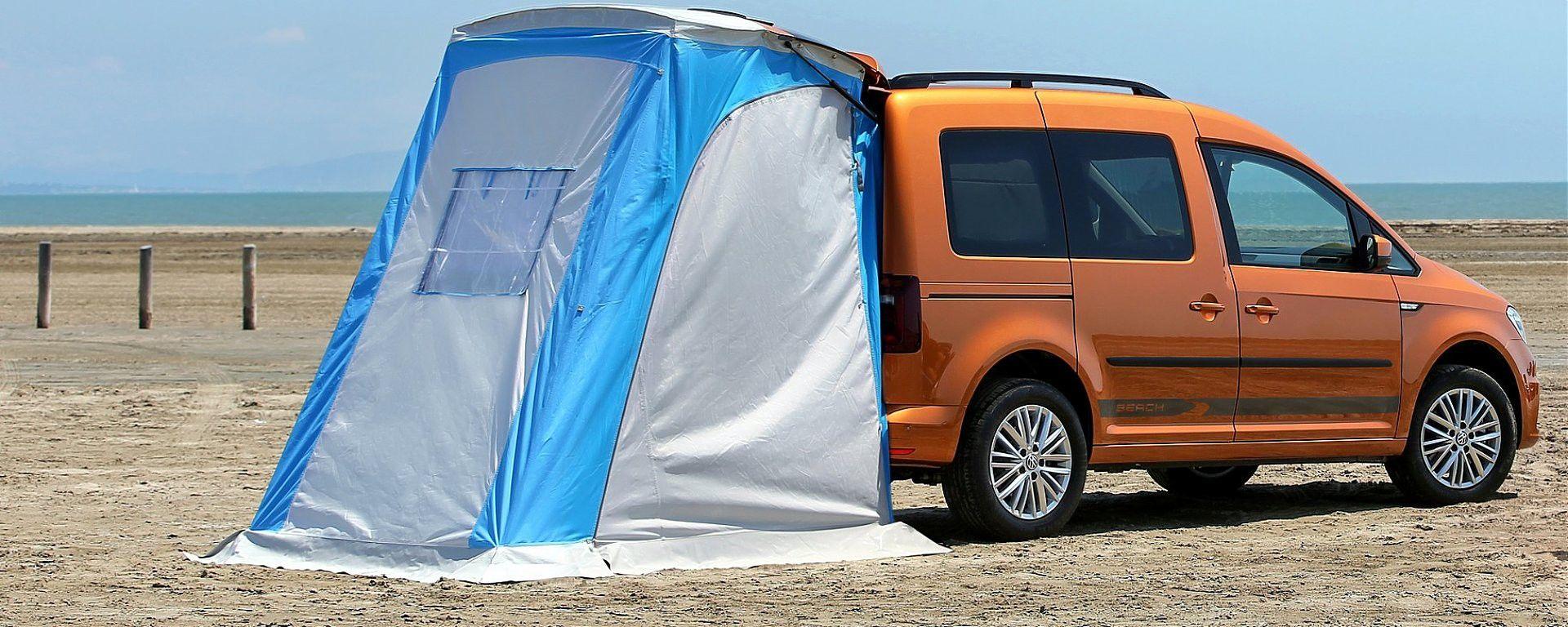 Novit 224 Auto Volkswagen Caddy Beach Motorbox