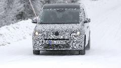 Volkswagen Caddy: dettaglio anteriore