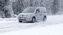 Volkswagen Caddy: il 3/4 anteriore