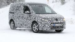 Volkswagen Caddy: il frontale