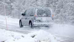 Volkswagen Caddy: il posteriore