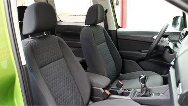 Volkswagen Caddy Kombi Life, i sedili anteriori