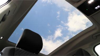 Volkswagen Caddy Kombi Life, il tetto panoramico