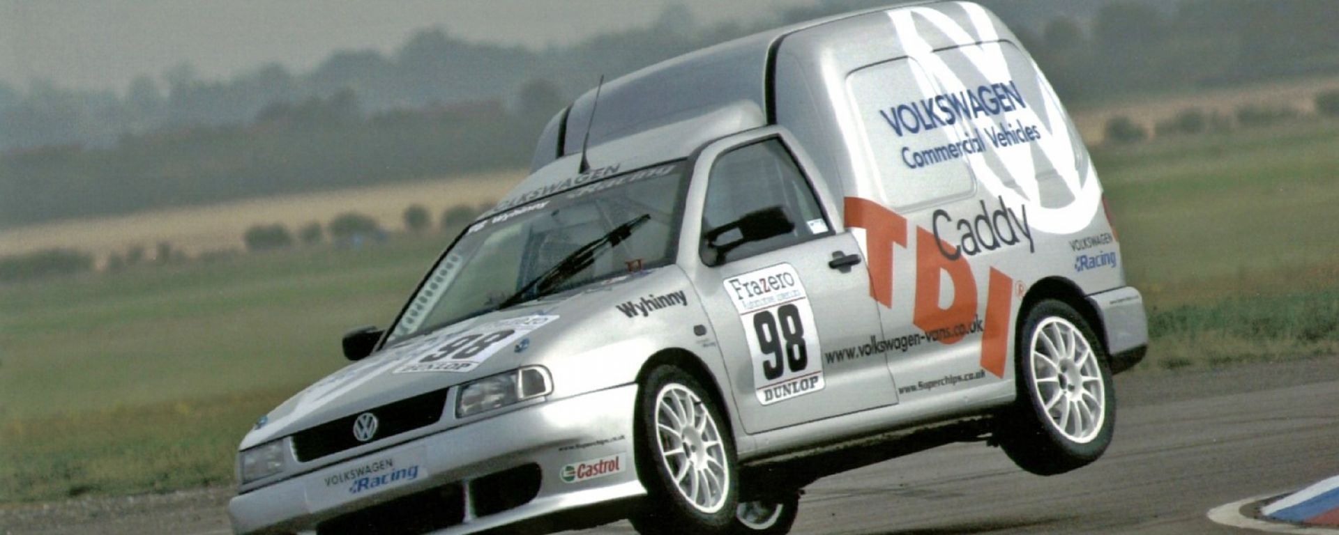 Volkswagen Caddy Racing