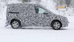 Volkswagen Caddy: vista laterale