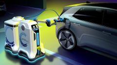 Robot caricabatterie, Volkswagen fa sul serio. Guarda il video - Immagine: 3