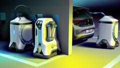 Robot caricabatterie, Volkswagen fa sul serio. Guarda il video - Immagine: 5