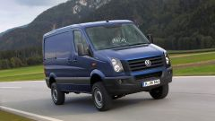 Volkswagen Crafter 4Motion by Achleitner - Immagine: 9