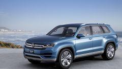 Volkswagen CrossBlue - Immagine: 4