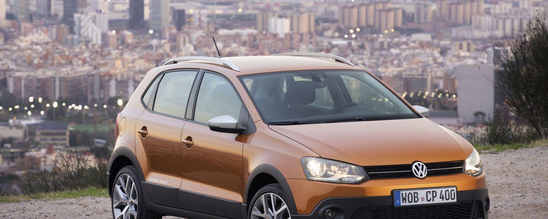 Volkswagen CrossPolo 2014