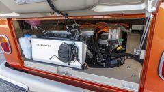 Volkswagen e-Bulli: il motore elettrico