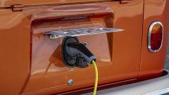 Volkswagen e-Bulli: la presa di ricarica