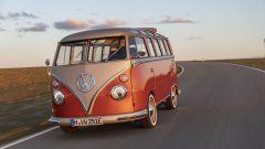 Volkswagen e-Bulli: vista anteriore
