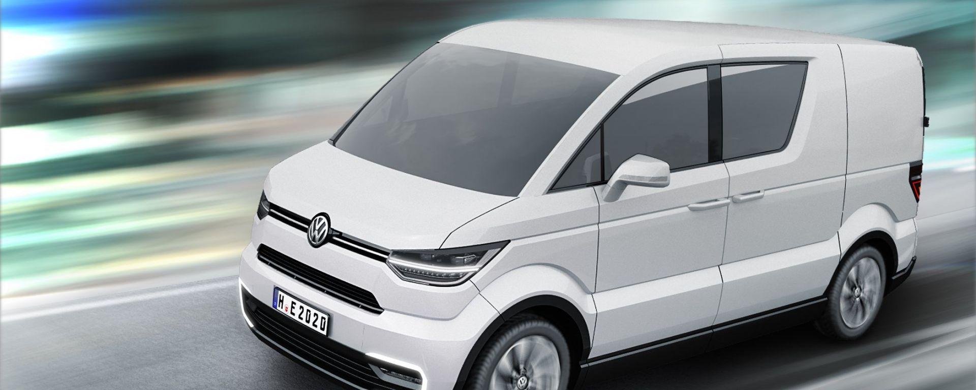 Volkswagen E-coMotion