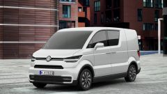 Volkswagen E-coMotion - Immagine: 3