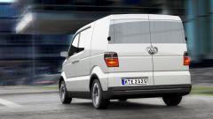 Volkswagen E-coMotion - Immagine: 4