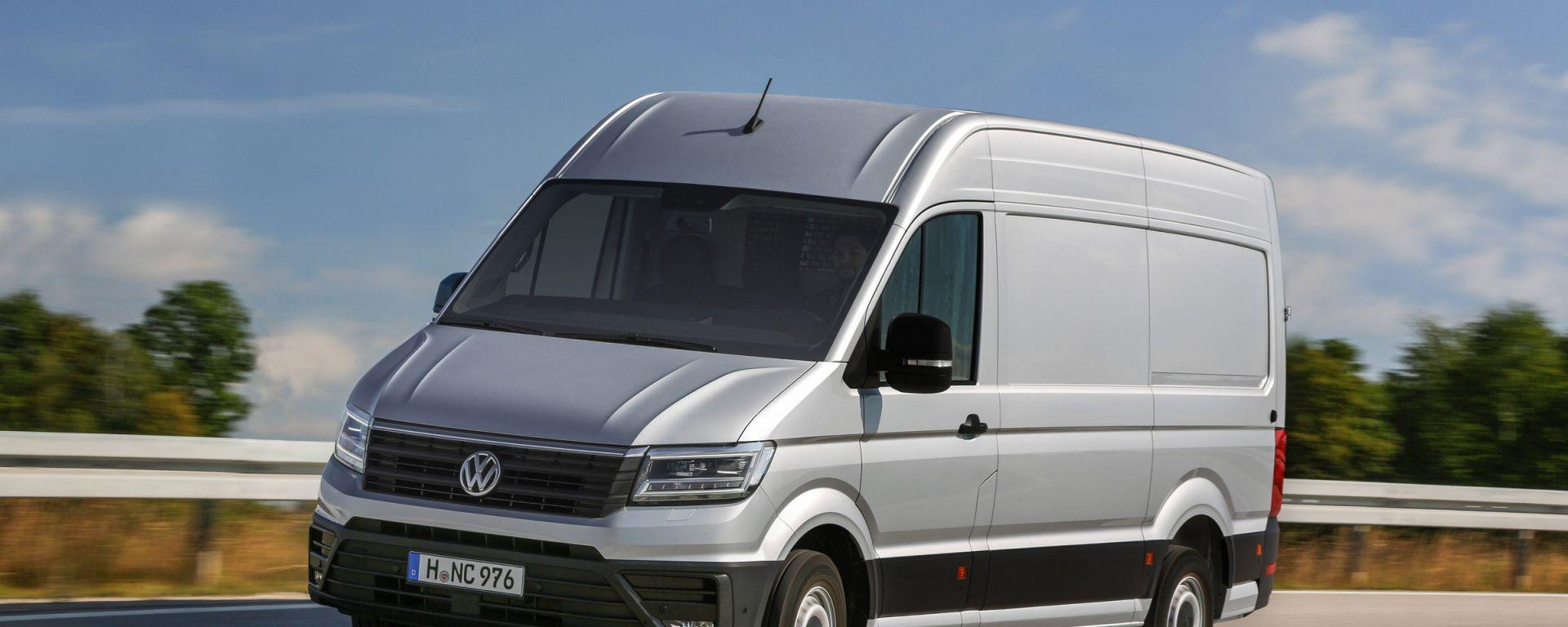 Volkswagen e FCA: voci di accordo sui veicoli commerciali