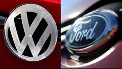 Volkswagen e Ford: ufficiale l'alleanza per fare Van e pick-up