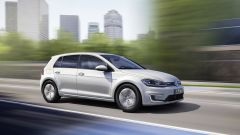 Volkswagen e-Golf: debutta a Los Angeles l'elettrica da 300 km