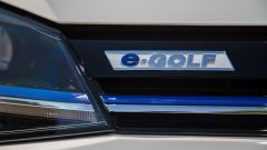 Volkswagen e-Golf: il logo